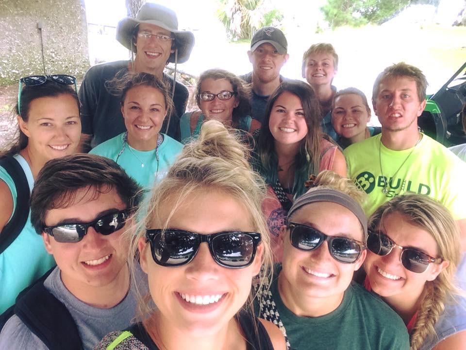 2015 cohort selfie